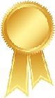 Imagem de uma medalha
