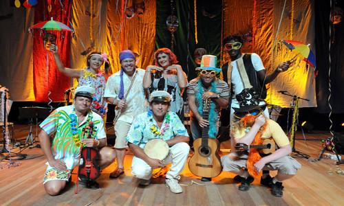 Show Carnaval com Bia Bedran