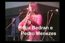 Bia Bedran e Pedro Menezes – Barco Benedito – Centro Cultural Ligth