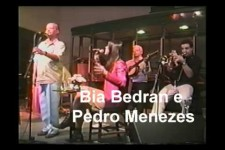 Bia Bedran e Pedro Menezes – Creança Louca – Centro Cultural Light