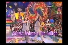 Bia Bedran e Julieta Bedran – Dona Árvore – especial xuxa
