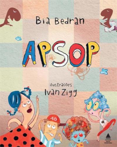 Capa do livro APSOP
