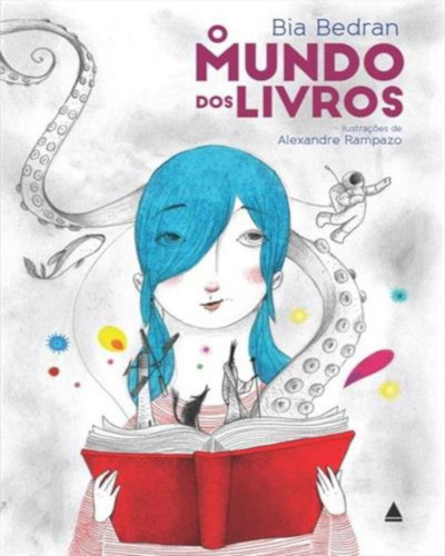 Capa do livro O Mundo dos Livros