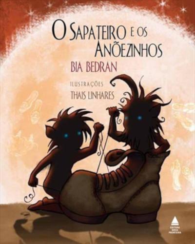 Capa do livro O Sapateiro e os Anõezinhos