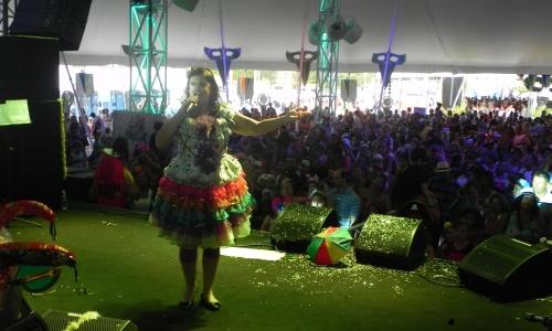 Show de Carnaval com Bia Bedran