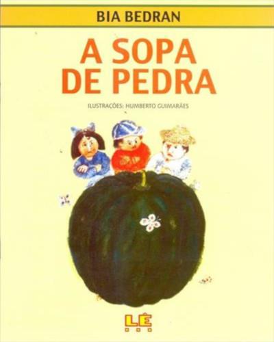 Capa do livro A Sopa de Pedra