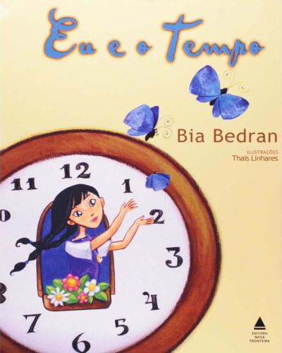 Capa do livro Eu e o Tempo
