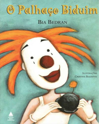 Capa do livro O Palhaça Biduim