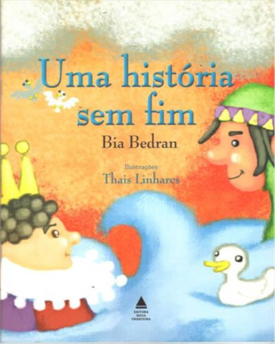 Capa do livro Uma história sem fim